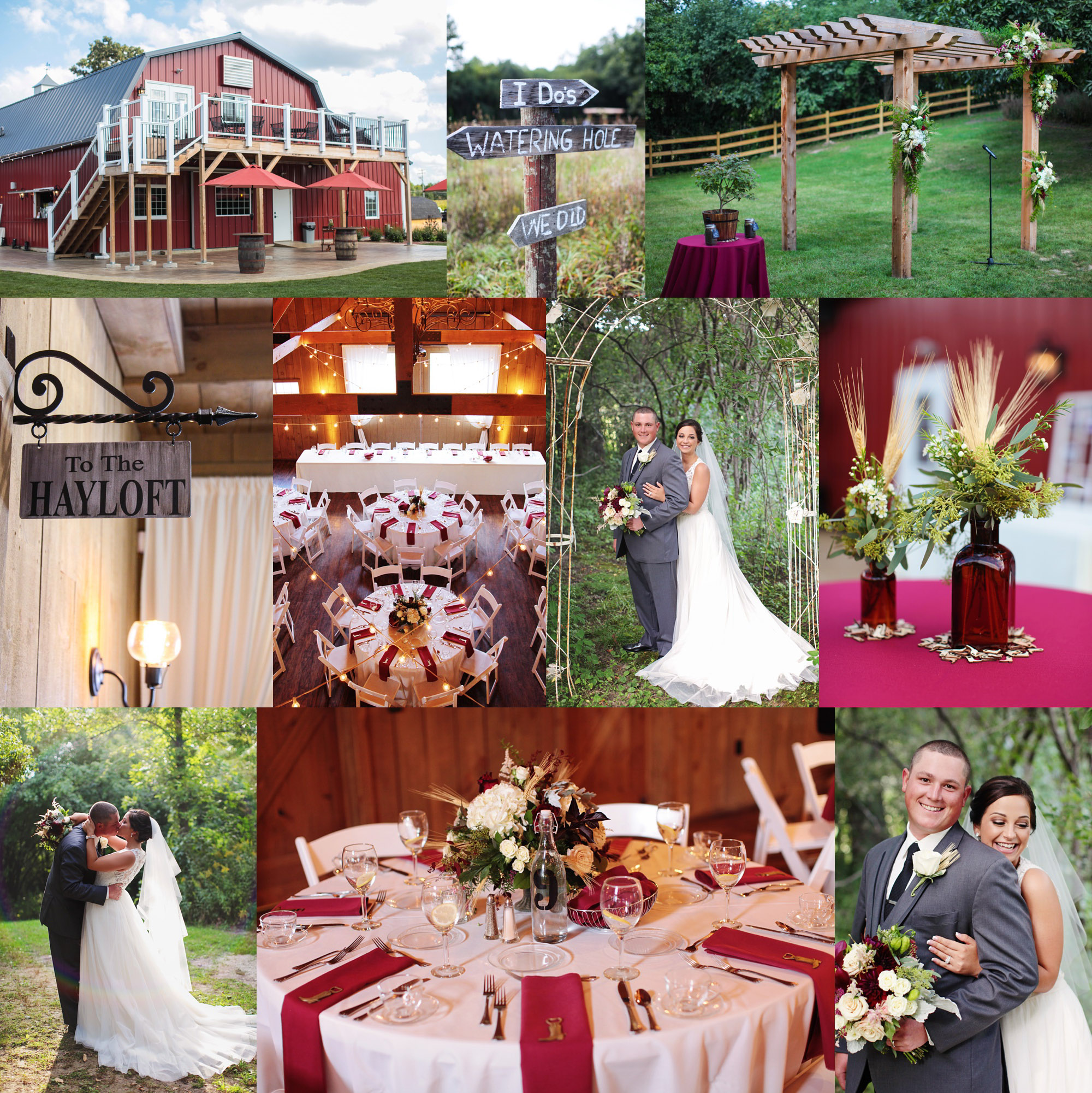 Barn + Rustic Wedding Venues || Wisconsin Barn Weddings ...
