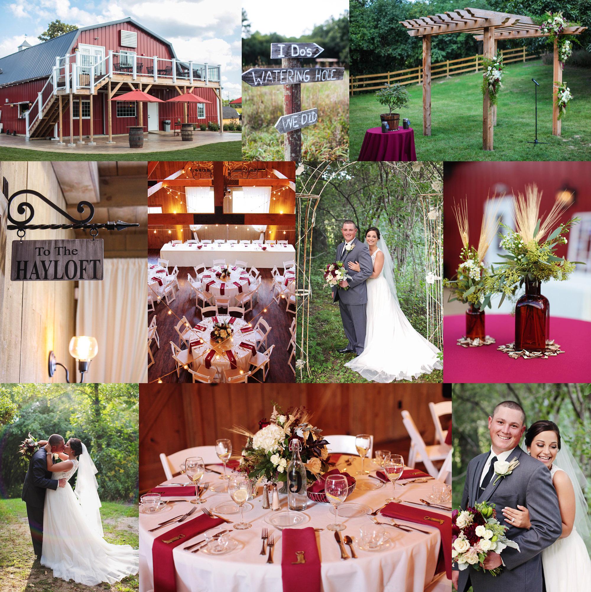 Barn + Rustic Wedding Venues    Wisconsin Barn Weddings ...